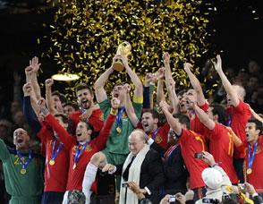 西班牙夺冠!第8支冠军!