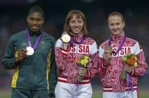 奥运女子800米决赛赛况