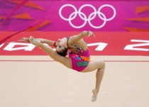 艺术体操个人全能资格赛