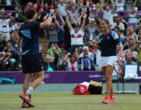 奥运网球混双半决赛赛况