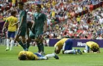 奥运男足决赛巴西1-2墨西哥