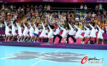 奥运会男子手球决赛赛况