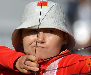 射箭1/8决赛程明遭淘汰中国女箭手全军覆没