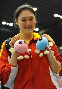 中国女排奥运名单:楚金玲终入选王一梅在列