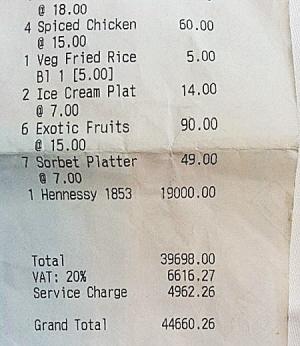 奥运官员吃出45万天价午餐网友热议调查真相