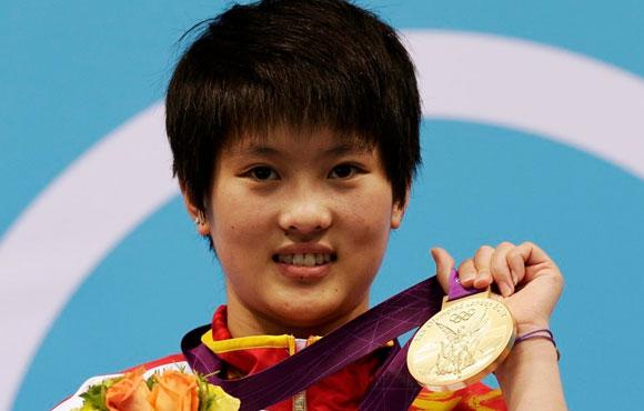 陈若琳夺中国夏季奥运会第200金