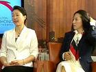 视频-《冠军面对面》访大杨扬李玲蔚 华丽的转身