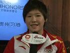 视频-叶诗文:和孙杨是好友 提在一起小姑娘笑了