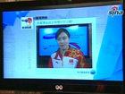 视频-陈一冰做客《冠军面对面》吴敏霞拍客互动