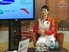 视频-吴静钰做客《冠军面对面》 谈武术有何帮助