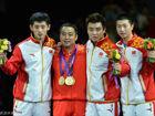 《奥运金牌播报》第廿五期 乒乓男团卫冕