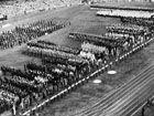 视频-1956奥运开幕式回顾 奥运火种首次飞机传递