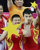 中国奥运军团38金全回顾