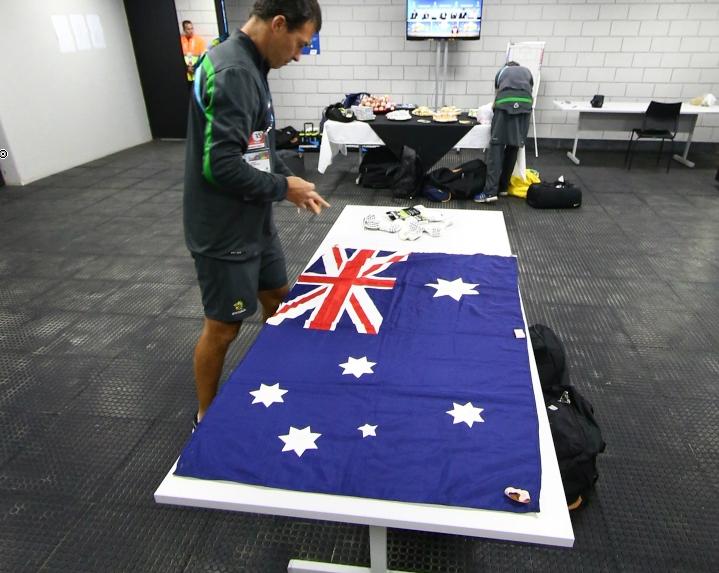 澳大利亚更衣室一览