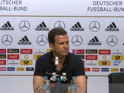 比埃尔霍夫:若想夺冠小组第一出线是关键