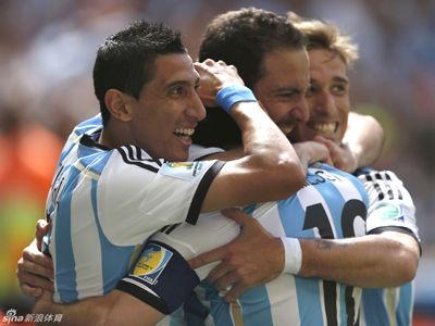 阿根廷1-0小胜比利时
