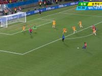 世界杯B组第1轮 智利VS澳大利亚下半场