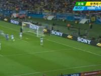 世界杯F组小组赛 阿根廷vs波黑下半场