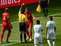 世界杯H组首轮 比利时V阿尔及利亚上