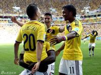 世界杯C组次轮 哥伦比亚V科特迪瓦下半场