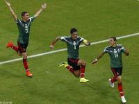 世界杯A组末轮 克罗地亚vs墨西哥下半场