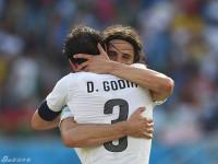 世界杯D组末轮 意大利VS乌拉圭下半场