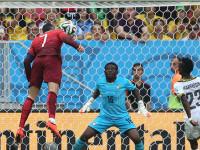 世界杯G组末轮 葡萄牙VS加纳上半场