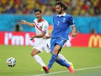 世界杯1/8决赛 哥斯达黎加VS希腊下