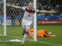 世界杯1/8决赛 德国VS阿尔及利亚加时