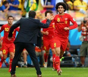 世界杯-曼联悍将扳平比利时替补献绝杀2-1逆转胜