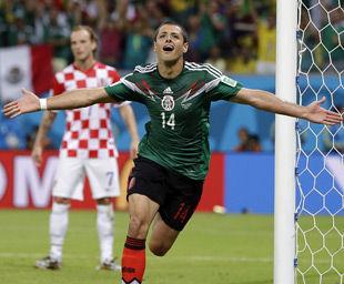 世界杯-墨西哥3-1克罗地亚小组第二出线将战荷兰