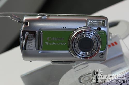 佳能A470数码相机