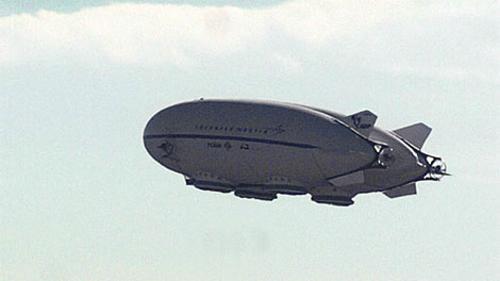美刊公布六种曾被误认为UFO的飞行器(组图)