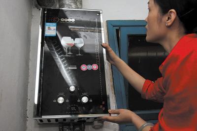 山寨热水器以旧换新480元:市场售价仅320元