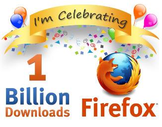 火狐浏览器下载量达到10亿次(图)