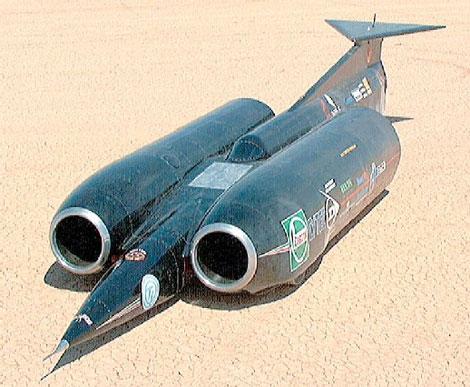 """1997年的""""超音速推进""""号"""
