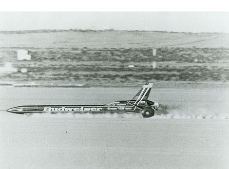 1979年的百威火箭车