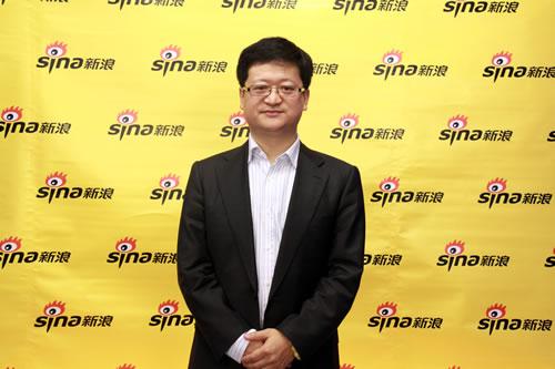 酷6网创始人兼CEO李善友做客新浪聊天室