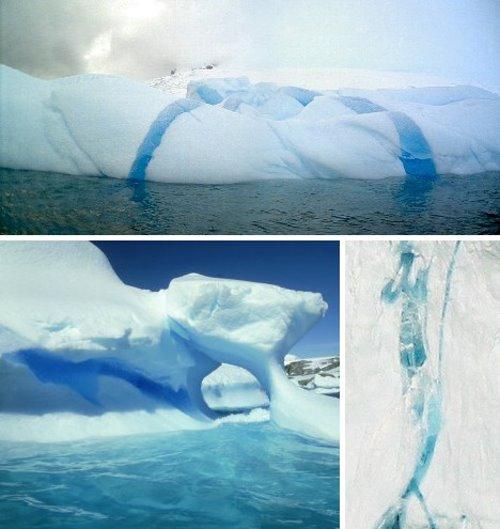 玛瑙大理石冰山多图