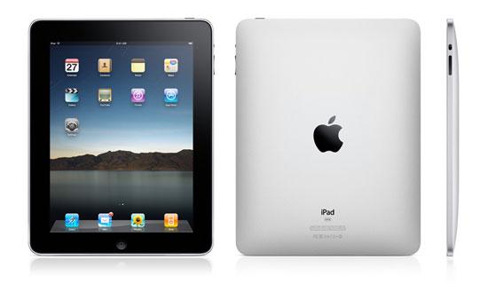 苹果iPad横空出世