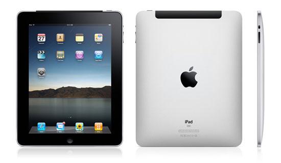 图为:苹果平板电脑iPad官方图赏