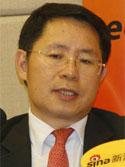 用友软件董事长王文京