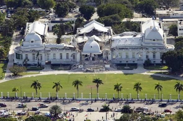 2010年1月海地地震