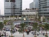 苹果浦东店正式开业
