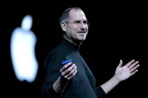蘋果CEO史蒂夫·喬布斯