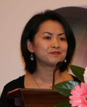 中国电子商务协会北美协会代表