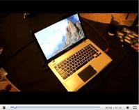 东芝e305笔记本电脑现场试用
