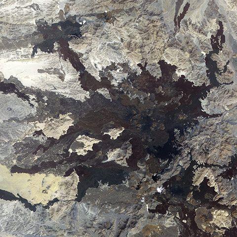 沙特火山区