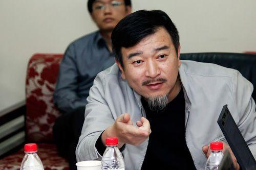 汉王科技常务副总裁、汉王国粹总经理徐冬坚