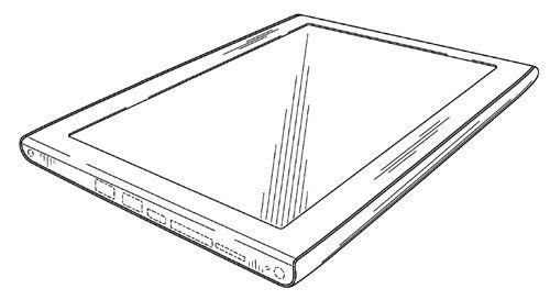 诺基亚两款平板电脑设计专利曝光(图)